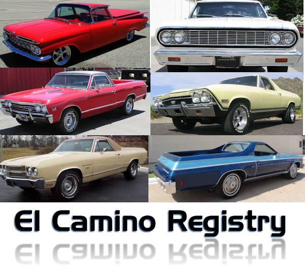 EL CAMINO REGISTRY � - All Rights Reserved