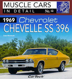 1969 Chevelle SS In Detail