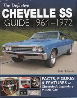 Definitive Chevelle SS Guide